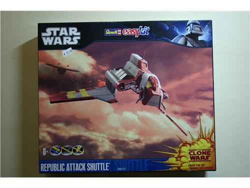 Republic Attack Shuttle. - modelli Revell