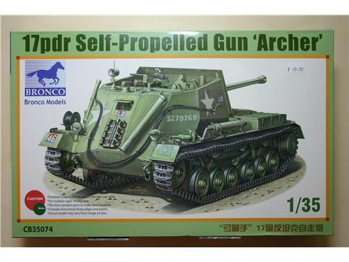 17pdr Self-Propelled Gun
