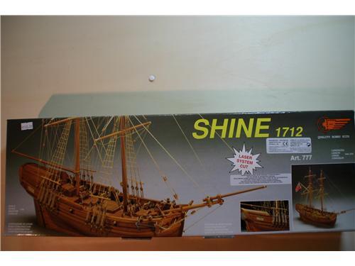 Shine 1712. - art. 777 - modelli Mantua Model
