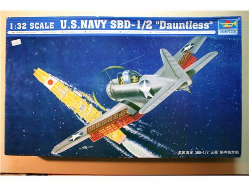 U.S.Navy SBD-1/2