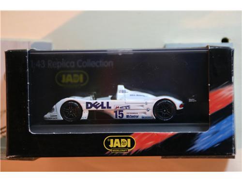 BMW V12 LMR Le Mans 99 - modelli Jadi modelcraft