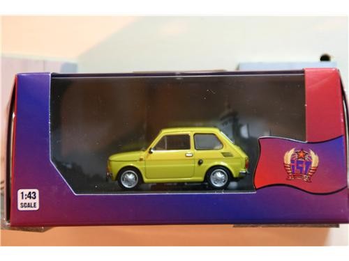 1973 Polski Fiat 126P - IST Models