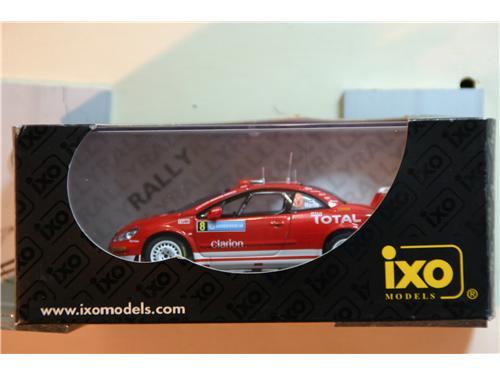 Peugeot 307 WRC #8 2nd Rally Sveden 2005- M.Martin/M.Park  - modelli Ixo