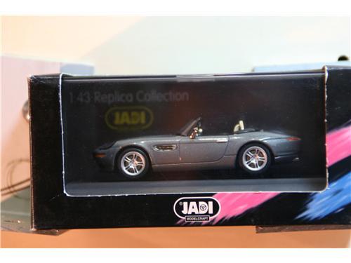 BMW Z8 - modelli Jadi modelcraft