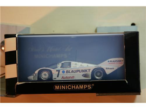 Porsche 956K Norisring 200 Miles: Klaus Ludwig - modelli Minichamps