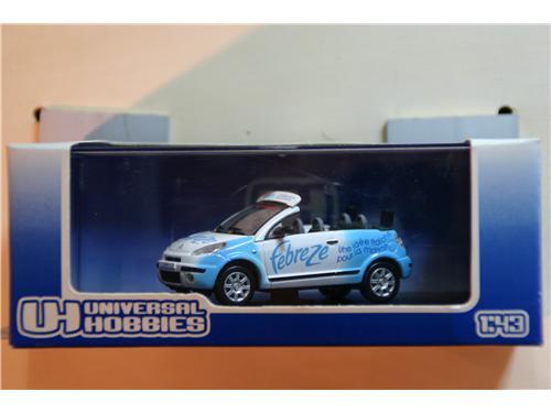 Citroen C3 Pluriel Febreze 2004 - modelli Huniversal Hobbies