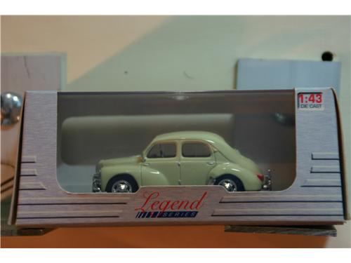 Renault Dauphine - modelli Huniversal Hobbies