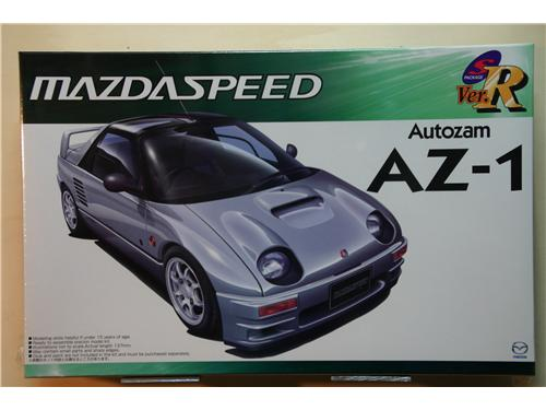Mazdaspeed Autozam AZ-1 - Modelli Aoshima