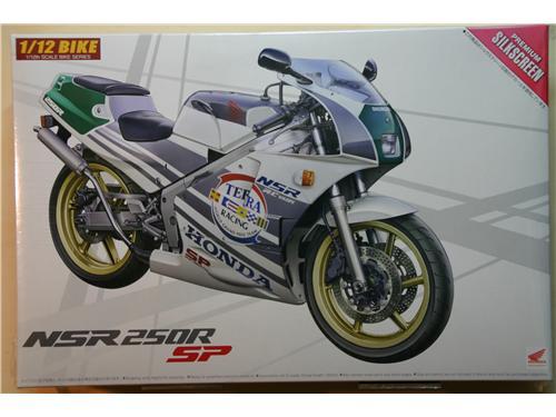 Honda NSR 250R SP - Modelli Aoshima