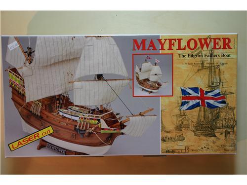 Mayflower - Mamoli kit modellismo navi legno