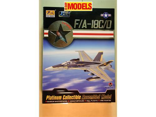 F/A-18C/D - modelli già montati Easy Model scala 1/72