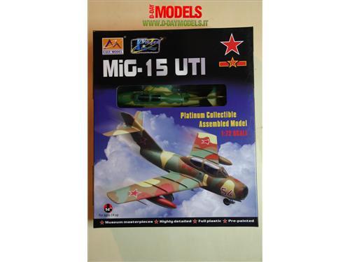 Mig- 15 UTI - Modelli Easy Model scala 1/72